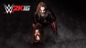 """WWE 2k16 """"Начальная заставка"""""""