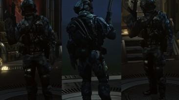 "XCOM 2 ""[WOTC] Броня и Шлемы Battlefield 4"""