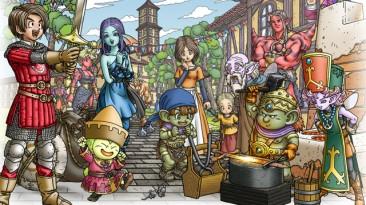 Dragon Quest вернется на консоли PlayStation