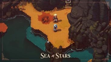 Новый тизер-трейлер Sea of Stars; Видео создания концепт-арта