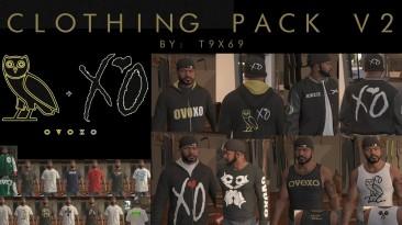 """GTA 5 """"OVOXO Clothing Pack 2.0"""""""