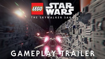Новый трейлер LEGO Star Wars: The Skywalker Saga