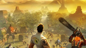 """Serious Sam HD: The Second Encounter """"Bastion of Darkness HD (Бастион Тьмы HD)"""""""