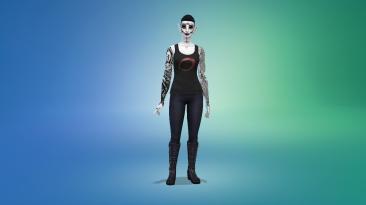 """The Sims 4 """"Lia by Kamea"""""""