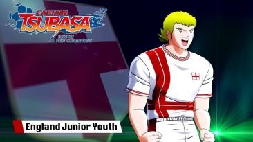 Опубликован новый трейлер игры Captain Tsubasa: Rise of New Champions