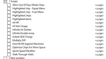 NieR: Automata: Сборник таблиц для Cheat Engine