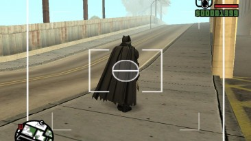 "Grand Theft Auto: San Andreas ""Операция-Ликвидация Сиджея Брюсом Вейном (SA) 1.0"""