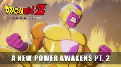 Трейлер запуска DLC Dragon Ball Z Kakarot A New Power Awakens - Part 2