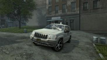 "Mafia 2 ""Jeep Grand Cherokee WJ"""