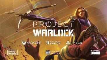 Ретро-шутер от первого лица Project Warlock появится на PS4 9 июня, Switch - 11 июня, а Xbox One - 12 июня