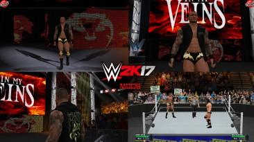 "WWE 2K17 ""Randy Orton WrestleMania 36 Attire WWE 2K19 Port MOD"""