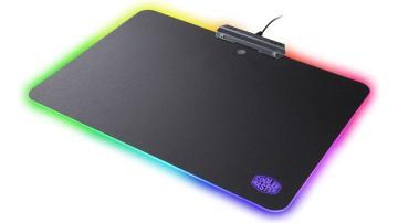Cooler Master Hard Gaming Mousepad RGB MPA-MP720 - Профессиональный игровой коврик}
