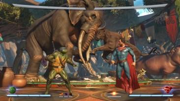 20 минут геймплея Injustice 2 с участием Черепашек-ниндзя