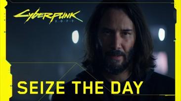 TV-реклама Cyberpunk 2077 с Киану Ривзом