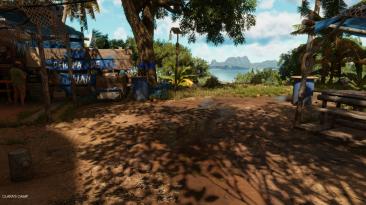 "Far Cry 6 ""Удаление размытия"""