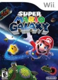 Обложка игры Super Mario Galaxy