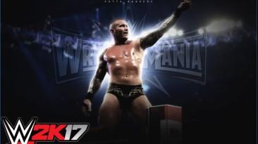 """WWE 2K17 """"SPLASH SCREENS (Начальная Заставка)"""""""