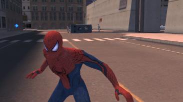 "Spider-Man 2: The Game ""The Amazing Spider-Man Mod"""