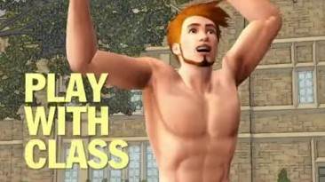 "The Sims 3 University Life ""Трейлер анонса"""