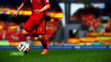 "2014 FIFA World Cup Brazil ""Трейлер навыков (Skills)"""