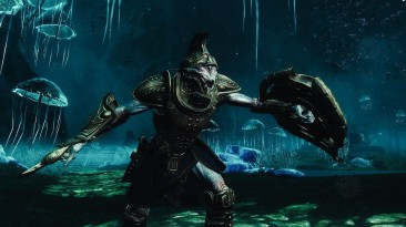 """Elder Scrolls 5: Skyrim """"Новые бронированные фалмеры"""""""