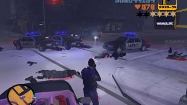 Grand Theft Auto 3 (GTA III): Чит-Мод/Cheat-Mode (Все машины пуленепробиваемые)