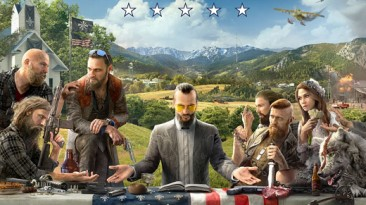 Far Cry 5: Таблица для Cheat Engine [1.0.6] {TheyCallMeTim13}