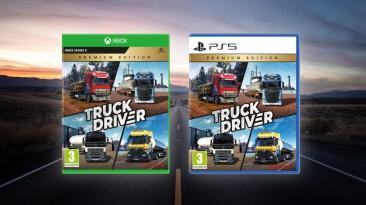 Truck Driver Premium Edition выйдет в конце сентября