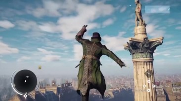 Stuck the Landing - Assassin's Creed Syndicate - GameFails
