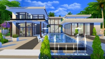"""The Sims 4 """"Дом Refresdy residence"""""""