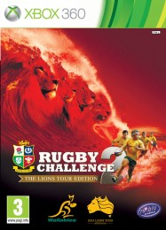 Обложка игры Rugby Challenge 2: The Lions Tour Edition