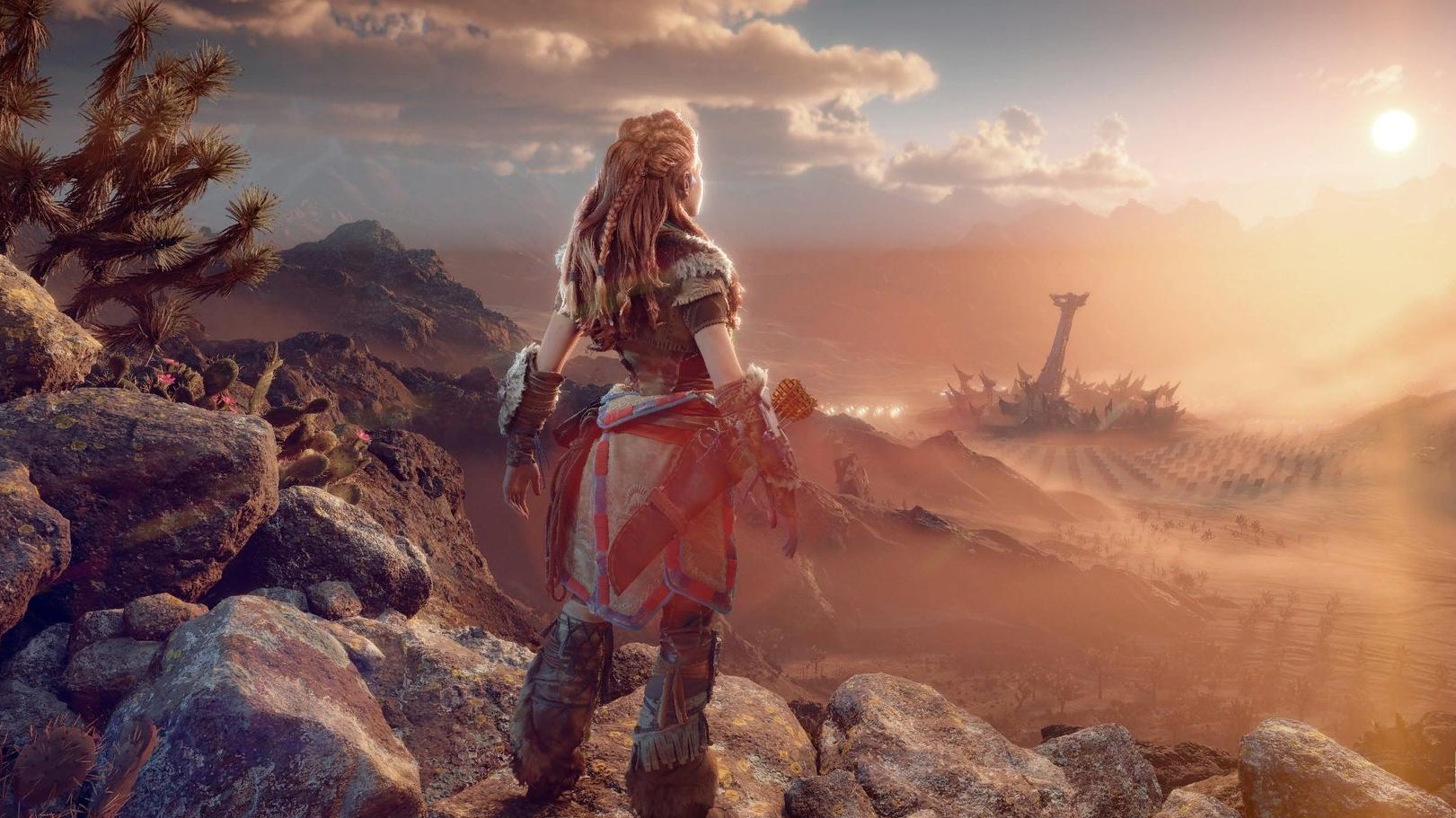 """Переработанное древо навыков Элой в Horizon Forbidden West """"объединяет ближний и дальний бой"""""""