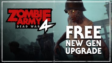 Zombie Army 4 получит поддержку 4K и 60 fps на новых консолях