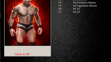 WWE 2K15: Трейнер/Trainer (+6) [1.0] {MrAntiFun}