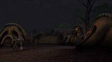 """Morrowind """"Освещенный Альд'Рун 1.2"""""""