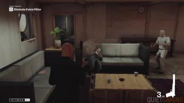 Подборка жестоких убийств (Hitman) 3