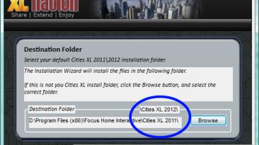 "Cities XL 2012 ""XLNation Altiris User Interface Mod v1.79.7"""
