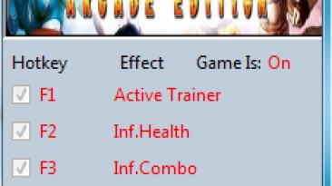 Super Street Fighter 4: Трейнер/Trainer (+4) [2.0] {MrAntiFun}