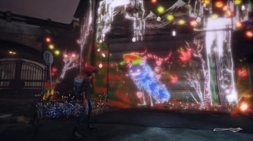 В Concrete Genie был добавлен бесплатный набор праздничных кистей