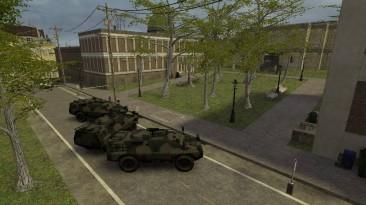 "Counter Strike: Source ""Карта - cs_symphony"""