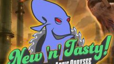 Oddworld: New'n'Tasty! (PC): компьютерные странности (обзор)