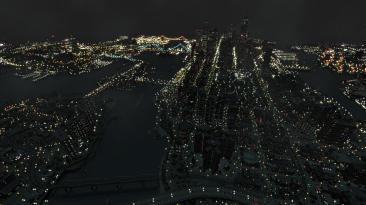 "Grand Theft Auto IV Complete Edition - ""Project2DFX v4.4 Увеличение дальности прорисовки"""