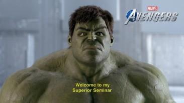 Халк учит вас крушить в новом трейлере Marvel's Avengers. Бета-версия стала самой скачиваемой в истории PlayStation