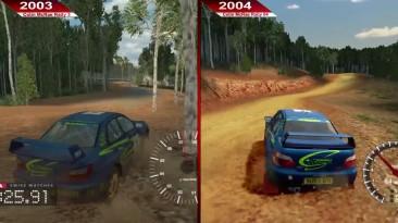 Colin McRae Rally / История DiRT (1998 - 2017)   PC   ULTRA