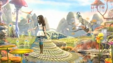 "Alice: Madness Returns ""Платье из трейлера"""