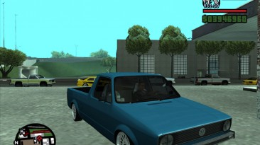 "Grand Theft Auto: San Andreas ""1980 Volkswagen Caddy"""