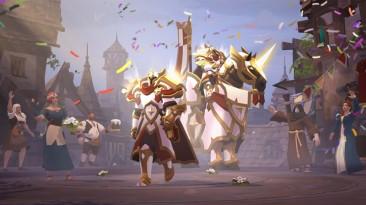 Albion Online: Новый набор паладина уже появился в игре!