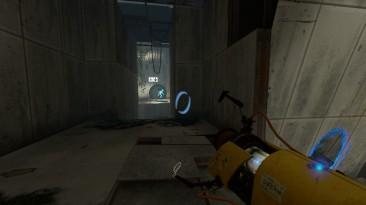 """Portal 2 """"Пушка из Portal Stories Mel"""""""