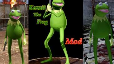"""Resident Evil 5 """"Kermit The Frog"""""""