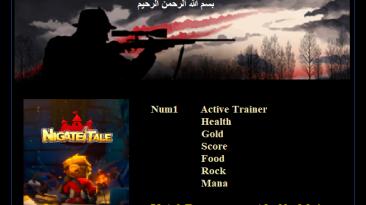 Nigate Tale: Трейнер/Trainer (+5/+6) [1.0 Beta] {Abolfazl.k}